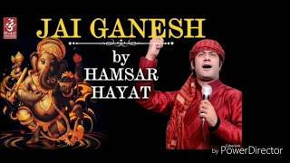 Jai ganesh mahadeva by hamsar hayat Parag jain All Is Here