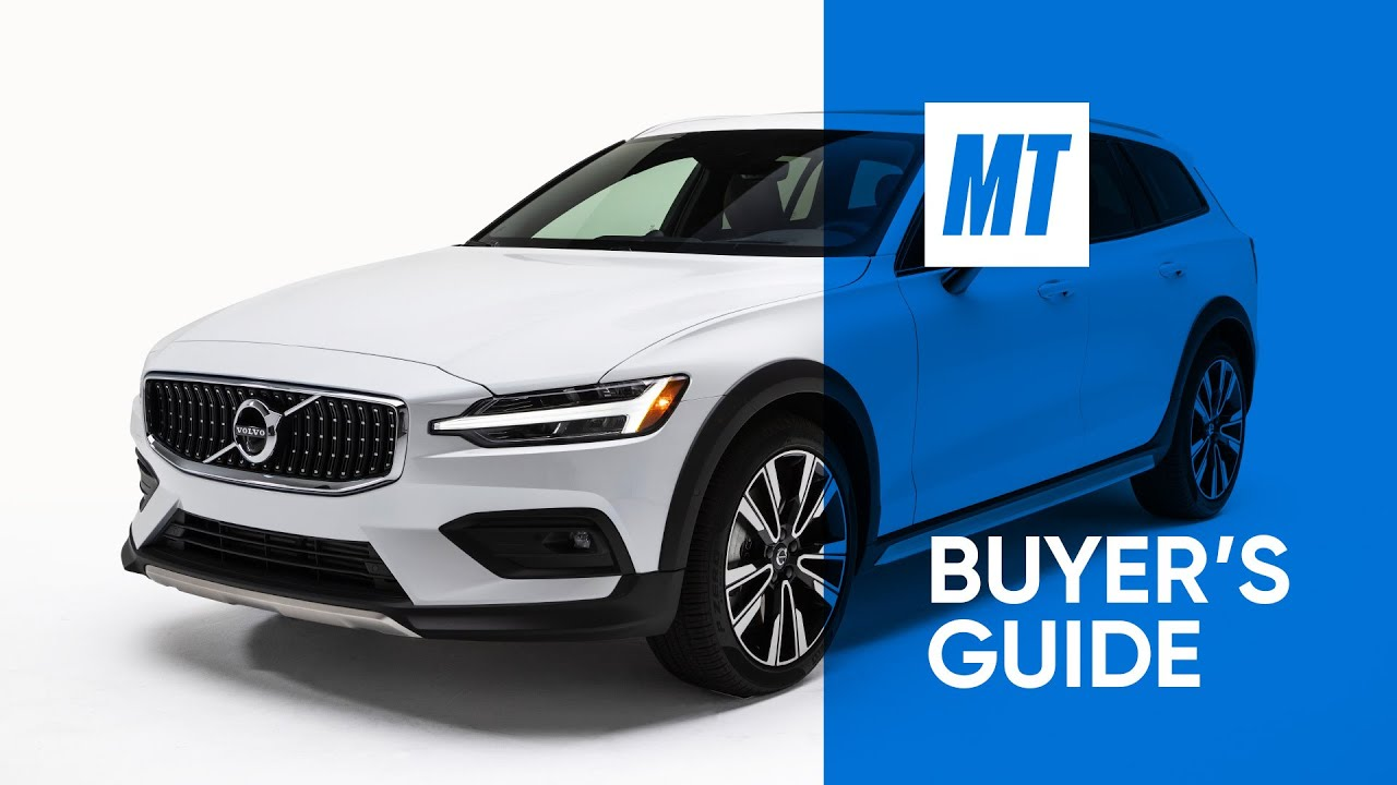 REVIEW: 2021 Volvo V60 Cross Country | MotorTrend Buyer's Guide