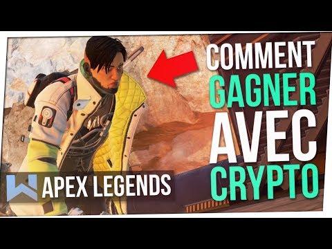 Comment Faire Top 1 Avec Crypto ! Apex Legends Saison 3