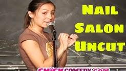Anjelah Johnson - Nail Salon Uncut (Stand Up Comedy)