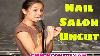 Anjelah Johnson   Nail Salon Uncut (stand Up Comedy)