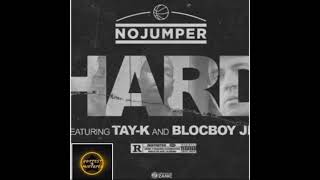 Tay-K - Hard ft. Blocboy JB (OFFICIAL AUDIO)