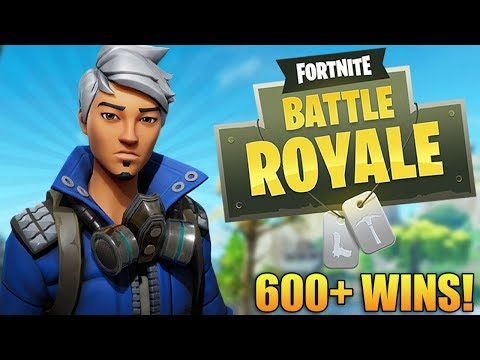 Fortnite Battle Royale: GOING FOR BIG PLAYS! - 600+ Wins - Level 80+ - Fortnite Gameplay - (PS4 PRO)