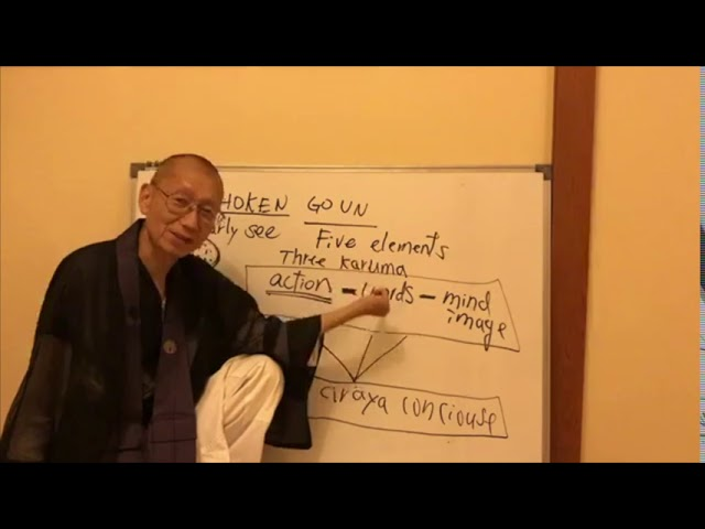 Lecture: Awakening by Ryokyu Endo