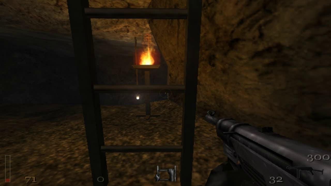 Download Return to castle Wolfenstein || Mission 2 : Dark Secret || Part 3 : Crypt