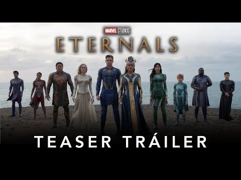 Eternals | Marvel Studios | Teaser Tráiler Doblado