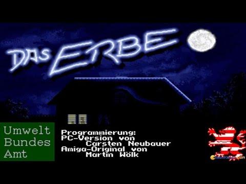Das Erbe gameplay (PC Game, 1991) thumbnail