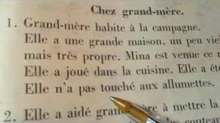 leçon 78 français تعلم اللغة الفرنسية