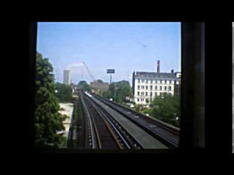 CTA Red Line train rerouted on Green Line to Ashland/63rd terminal (05-30-15)