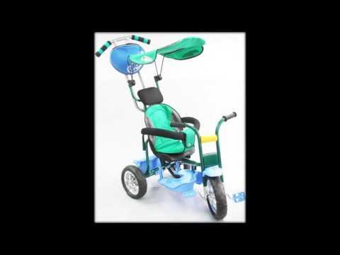 велосипед трехколесный детский челябинск