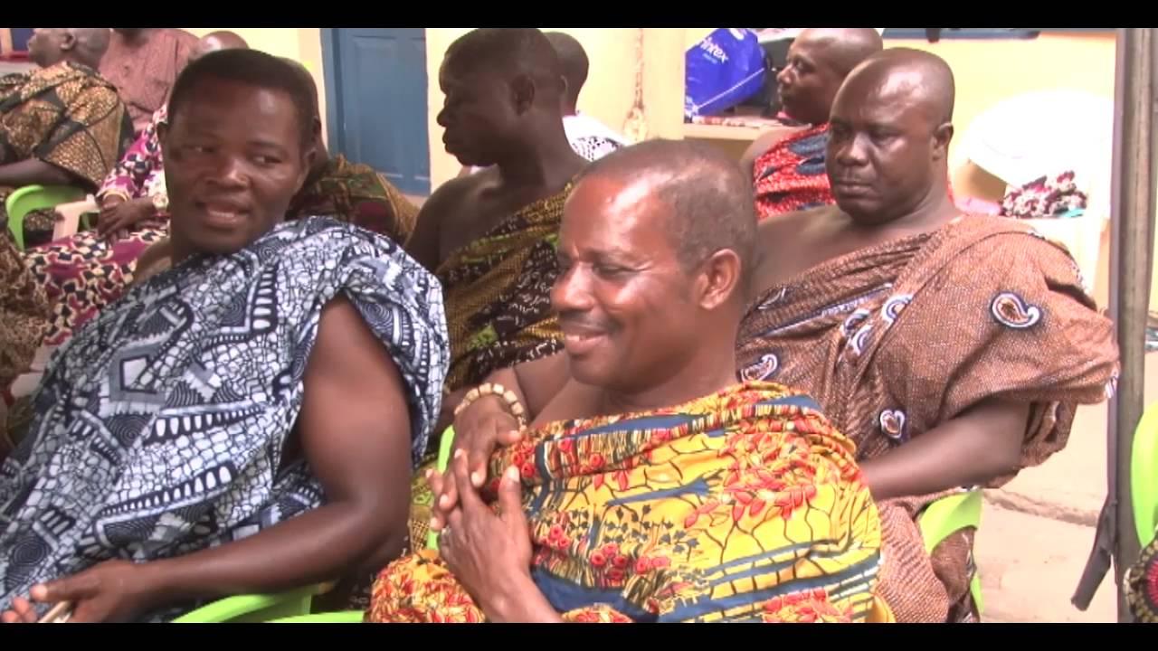 GROUPE NDUOM DONATES TOWARDS EDINA BAKATUE