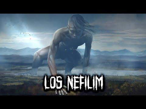 Los Gigantes De Da Biblia, Los Nefilim