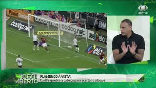 Denilson: No papel, Fla é muito mais time que o Corinthians