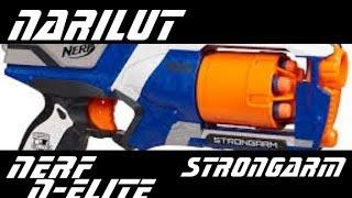 Обзор Nerf - Strongarm (Нерф Стронгарм)(, 2014-06-18T06:00:08.000Z)