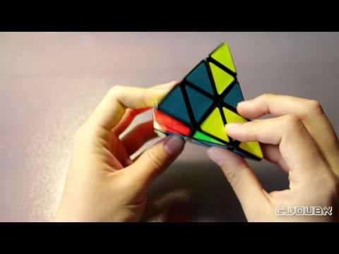 cyoubx' Stupid Pyraminx Method (Walkthroughs) [Slacker 2]