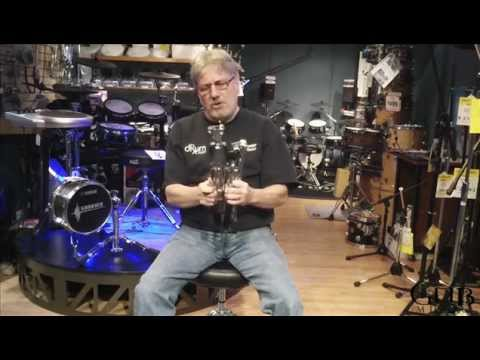 How to Set Up Your Snare Stand. - Gelb Music Drum Education