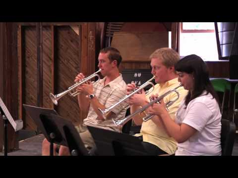 Tanglewood Music Center Trumpet Master Class Part 3