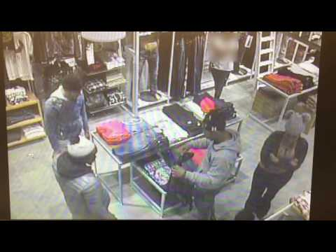 Detectives Investigate Theft of $12,000 Worth of Clothing from Bethesda Store
