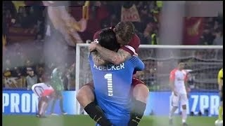 Download Video Roma VS Shakhtar Donetsk  ( 1 - 0 ) Champions League 13/03/2018 MP3 3GP MP4