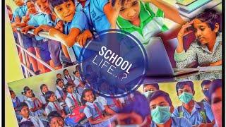 #schooldays #onlineclasses #90skids  School Life...? Online Classes   health issues