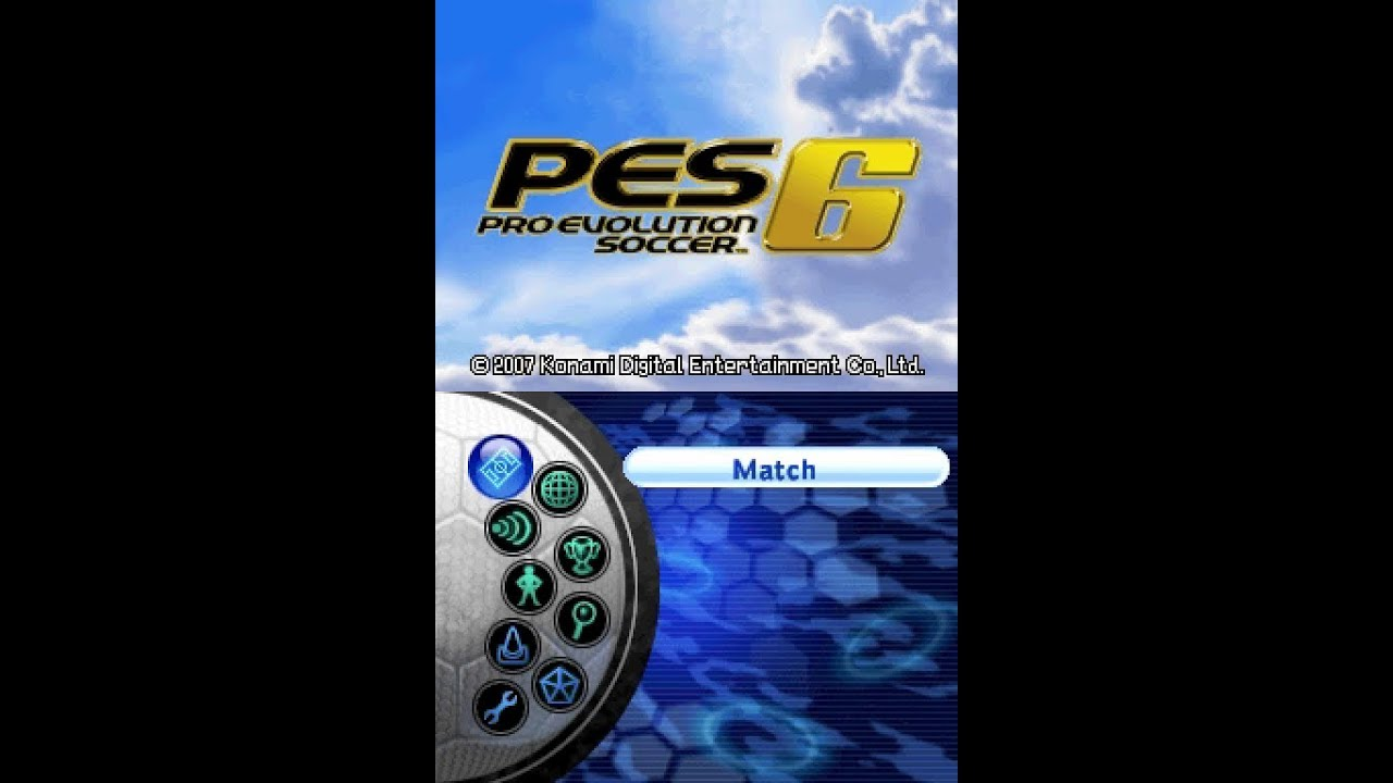 Pro Evolution Soccer 6 (NDS) - World Tour Longplay - YouTube 83902bd67f231
