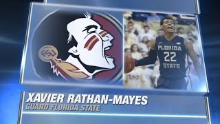 FSU's Xavier Rathan-Mayes Explodes for 30 Points in Final 4:38 vs Miami