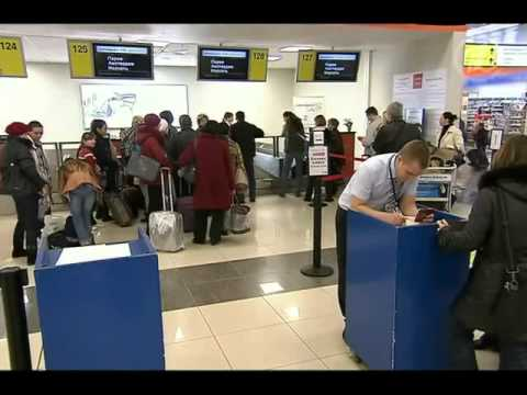 Как вести себя в аэропорту? Инструкция от Шереметьево и Первого канала