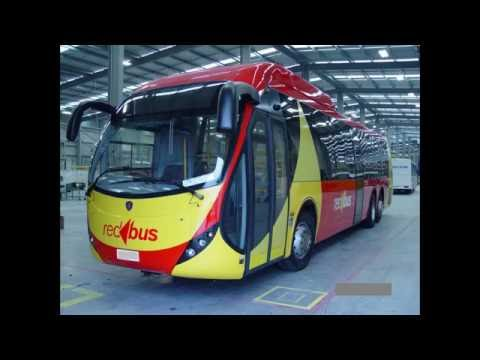 Bus News - No more Designline, meet Global Bus Ventures!