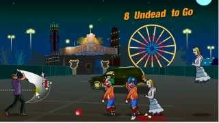 Zombieland - Gameplay Footage