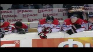 IHWC 2009 Russia - Canada 2:1 Gold Medal Game Highlights