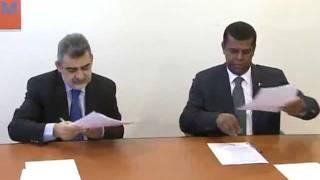 Télam firma convenio con la agencia nacional de noticias qatarí