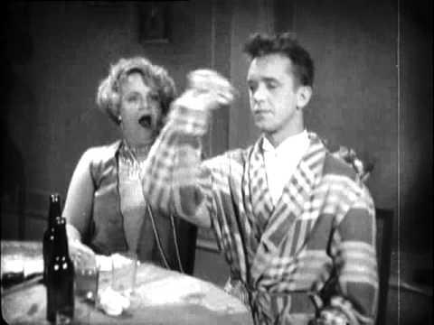 "Laurel & Hardy's first ""talkie"""