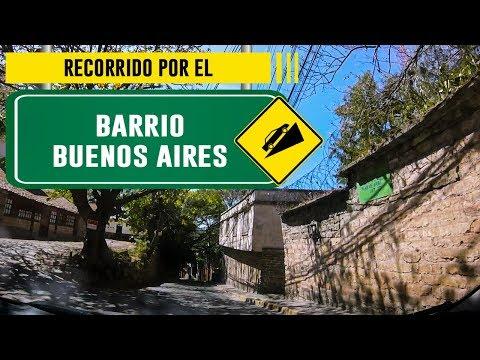 Recorrido  por el barrio buenos aires │Tegucigalpa
