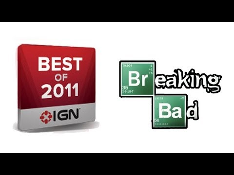 IGN's Best TV  of 2011  Breaking Bad Season 4