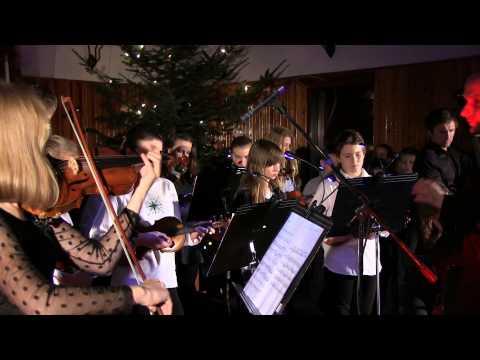 A. Vivaldi: Winter - Largo, Vánoční Koncert, ZUŠ Český Těšín