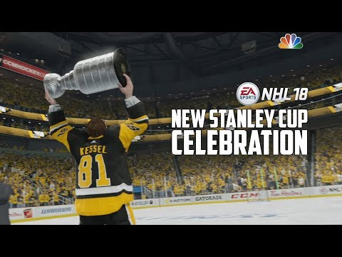 NEW STANLEY CUP CELEBRATION | NHL 18