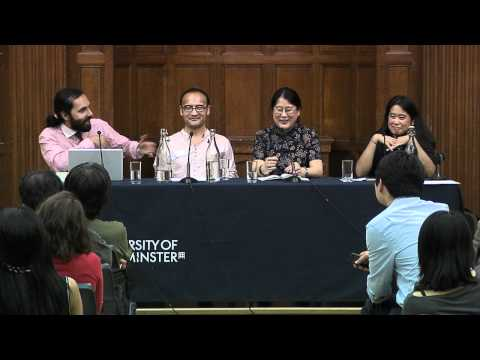 Democracy and Dissent in China and India - Tibet panel with Dibyesh Anand