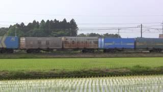 2017-05-23 3050列車 EH500-18牽引