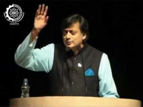 WorldLeadersTV: INDIA & DIVERSITY: Dr. SHASHI THAROOR, MP, at IIM CALCUTTA