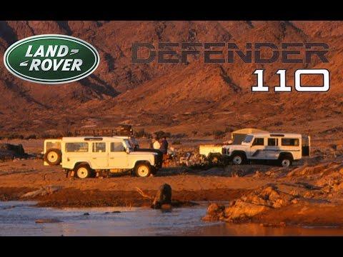 Land Rover Defender Range Rover. 4x4 Adventure Stories. Part-3