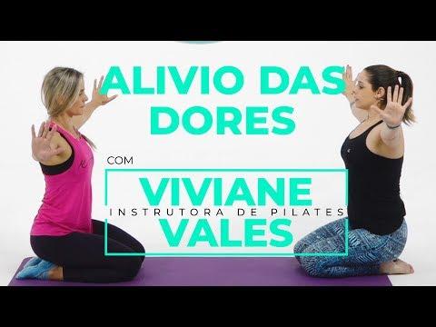 Namu Pilates - Aula de Pilates para o alivio das dores | T01 E07