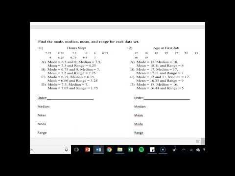 HW 9.2 - Populations & Samples