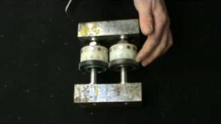 Free Energy Magnet Motor part 1