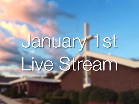 January 1st Service