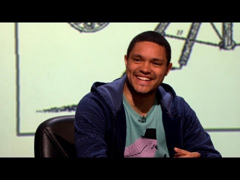 Trevor Noah's click-singing - QI: Series K Episode 6 Preview