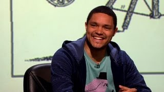 Trevor Noah's click-singing - QI: Series K Episode 6 Preview - BBC Two