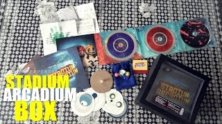 Red Hot Chili Peppers - Stadium Arcadium Limited Special Edition Box [UNBOXING]