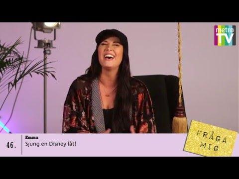 Hör Molly Sandén sjunga