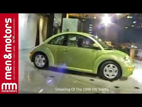 Unveiling Of The 1998 VW Beetle