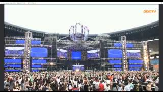 Ultra Korea 2015 - NERVO @ Main Stage